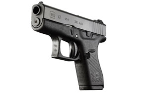 GLOCK 42 .380acp PRICE: $615.45 CONTACT FOR PURCHASE