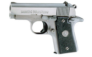 COLT MUSTANG POCKET LITE 380acp PRICE: $655.00 CONTACT FOR PURCHASE