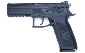"CZ P09 DUTY .40 S&W 4.5"" PRICE: $488.45 CONTACT FOR PURCHASE"