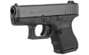 GLOCK 30 Gen4 .45acp 10rd PRICE: $567.45 CONTACT FOR PURCHASE