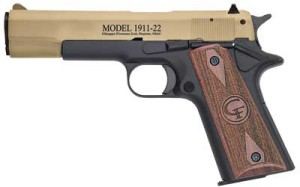 CHIAPPA 1911 .22LR TAN PRICE: $271.45 CONTACT FOR PURCHASE