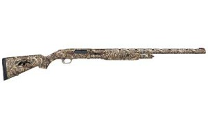 """MOSSBERG 500 DUCK COMMANDER 12g 28"""" PRICE: $420.55 CONTACT FOR PURCHASE"""