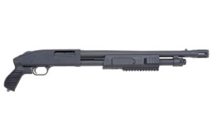 "MOSSBERG 500 FLEX TACTICAL 12g 18.5"" PRICE: $431.99 CONTACT FOR PURCHASE"