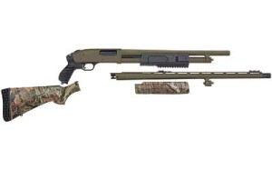 MOSSBERG 500 FLEX TRKY DEFENSE 12g PRICE: 469.99 CONTACT FOR PURCHASE