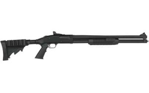 "MOSSBERG 500 TRI RAIL 12g 20"" ADJ-STOCK PRICE: $478.99 CONTACT FOR PURCHASE"