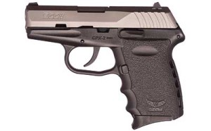 SCCY CPX2 T-TONE 9mm PRICE: $305.99 CONTACT FOR PURCHASE