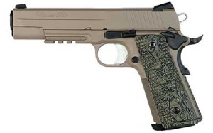 "SIG 1911 R SCORPION .45acp 5"" NIGHT SIGHTS PRICE: $905.99 CONTACT FOR PURCHASE"