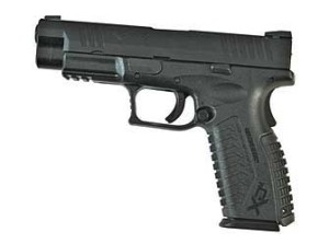 "SPRINGFIELD XDM  .40s&w 4.5"" NIGHT SIGHTS PRICE: $652.99 CONTACT FOR PURCHASE"